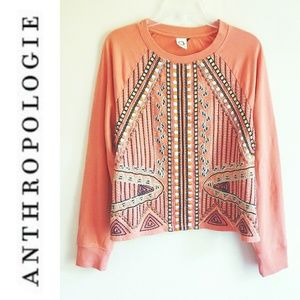 Anthropologie Akemi + Kin Boho Style Long Sleeve